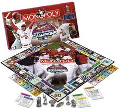 Monopoly: St. Louis Cardinals World Series