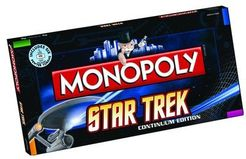 Monopoly: Star Trek Continuum Edition