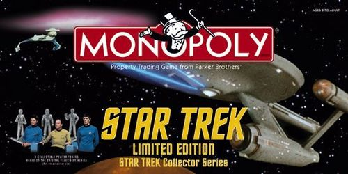 Monopoly: Star Trek Limited Edition