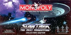 Monopoly: Star Trek The Next Generation