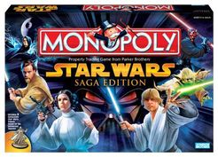 Monopoly: Star Wars Saga Edition