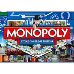 Monopoly: Stoke-on-Trent
