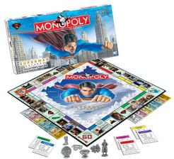 Monopoly: Superman Returns