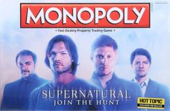 Monopoly: Supernatural Join The Hunt