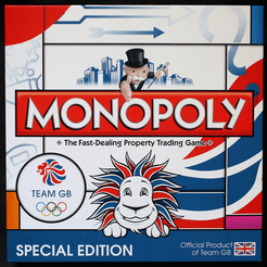 Monopoly: Team GB