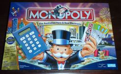 Monopoly: The Australian Here & Now Electronic