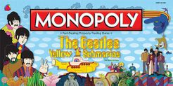 Monopoly: The Beatles Yellow Submarine