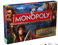 Monopoly: The Hobbit – The Desolation of Smaug