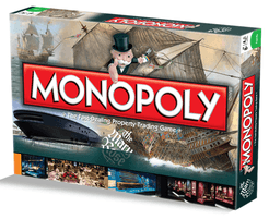 Monopoly: The Mary Rose edition