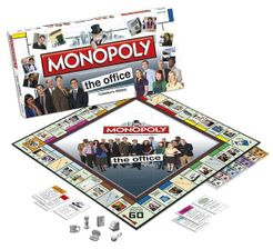 Monopoly: The Office Collector's Edition