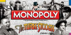 Monopoly: The Three Stooges Collector's Edition