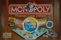 Monopoly: Thomas Cook edition