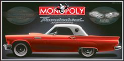 Monopoly: Thunderbird 50th Anniversary