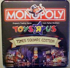 Monopoly: Toys 'R' Us Times Square