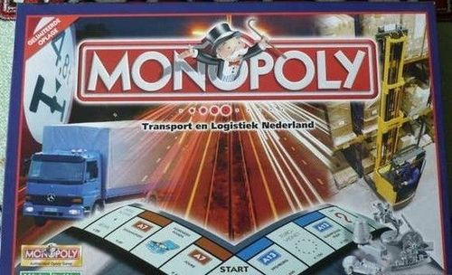 Monopoly: Transport en Logistiek