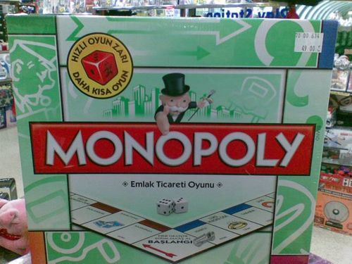 Monopoly: Turkish or Istanbul