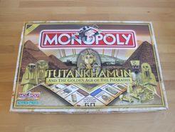 Monopoly: Tutankhamun and The Golden Age of the Pharaohs