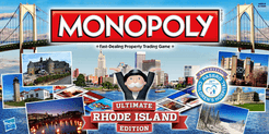 Monopoly: Ultimate Rhode Island Edition