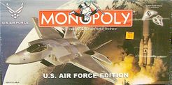 Monopoly: United States Air Force