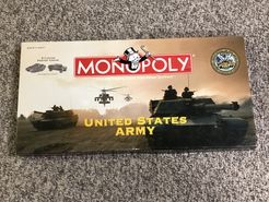 Monopoly: United States Army