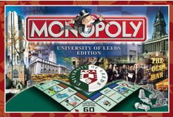 Monopoly: University Of Leeds Edition