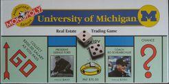 Monopoly: University of Michigan