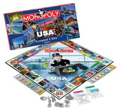 Monopoly: USA Greatest Cities