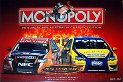 Monopoly: V8 Supercars Australia Charity Edition