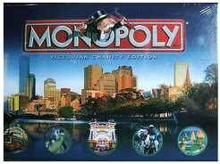 Monopoly: Victorian Charity Edition