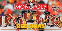 Monopoly: Washington Redskins