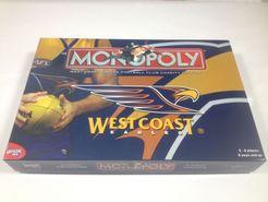 Monopoly: West Coast Eagles Football Club Charity Edition