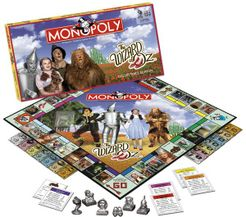 Monopoly: Wizard of Oz Collector's Edition
