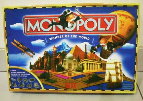 Monopoly: Wonder of The World