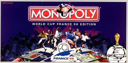 Monopoly: World Cup France '98 Edition