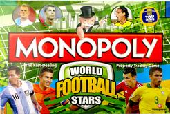 Monopoly: World Football Stars