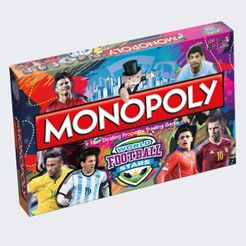 Monopoly: World Football Stars