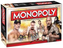 Monopoly: WWE