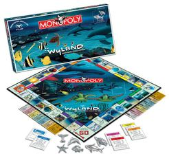 Monopoly: Wyland Underwater World