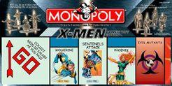 Monopoly: X-Men