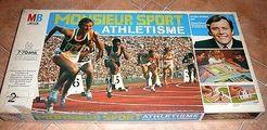 Monsieur sport athlétisme