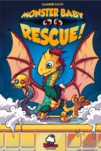 Monster Baby Rescue!