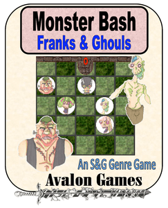 Monster Bash 2: Franks and Ghouls