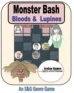 Monster Bash: Bloods and Lupines