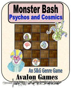 Monster Bash: Psychos and Cosmics