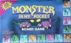 Monster in My Pocket Board Game