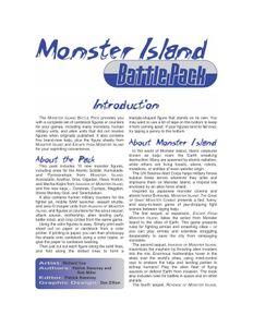 Monster Island Battle Pack