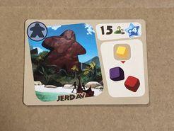 Monster Lands: Jerdav Promo Card