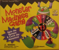 Monster Madness Game