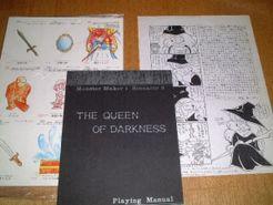 Monster Maker: The Queen of Darkness