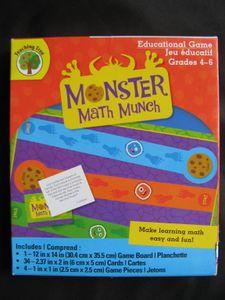 Monster Math Munch